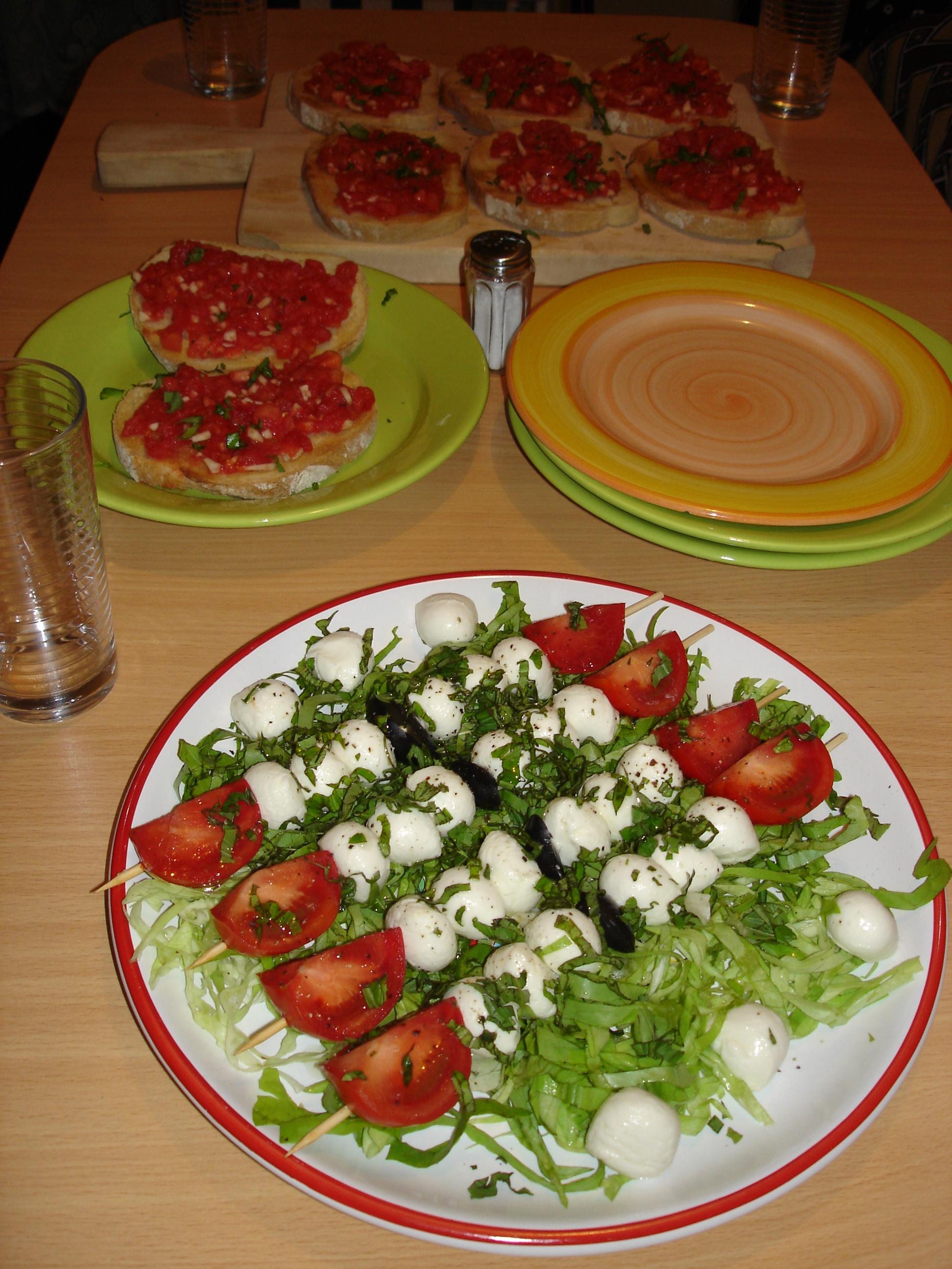 Aranjamente+aperitive
