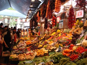 Fructe, legume, condimente
