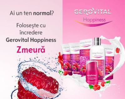 gerovital happiness